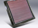 01 CL600 Air Intake - Replacement Air Filters