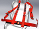 93 318is Interior - Seat Belt Harness