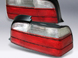 86 E320 Lighting - Tail Lights (Red|Clear Style)
